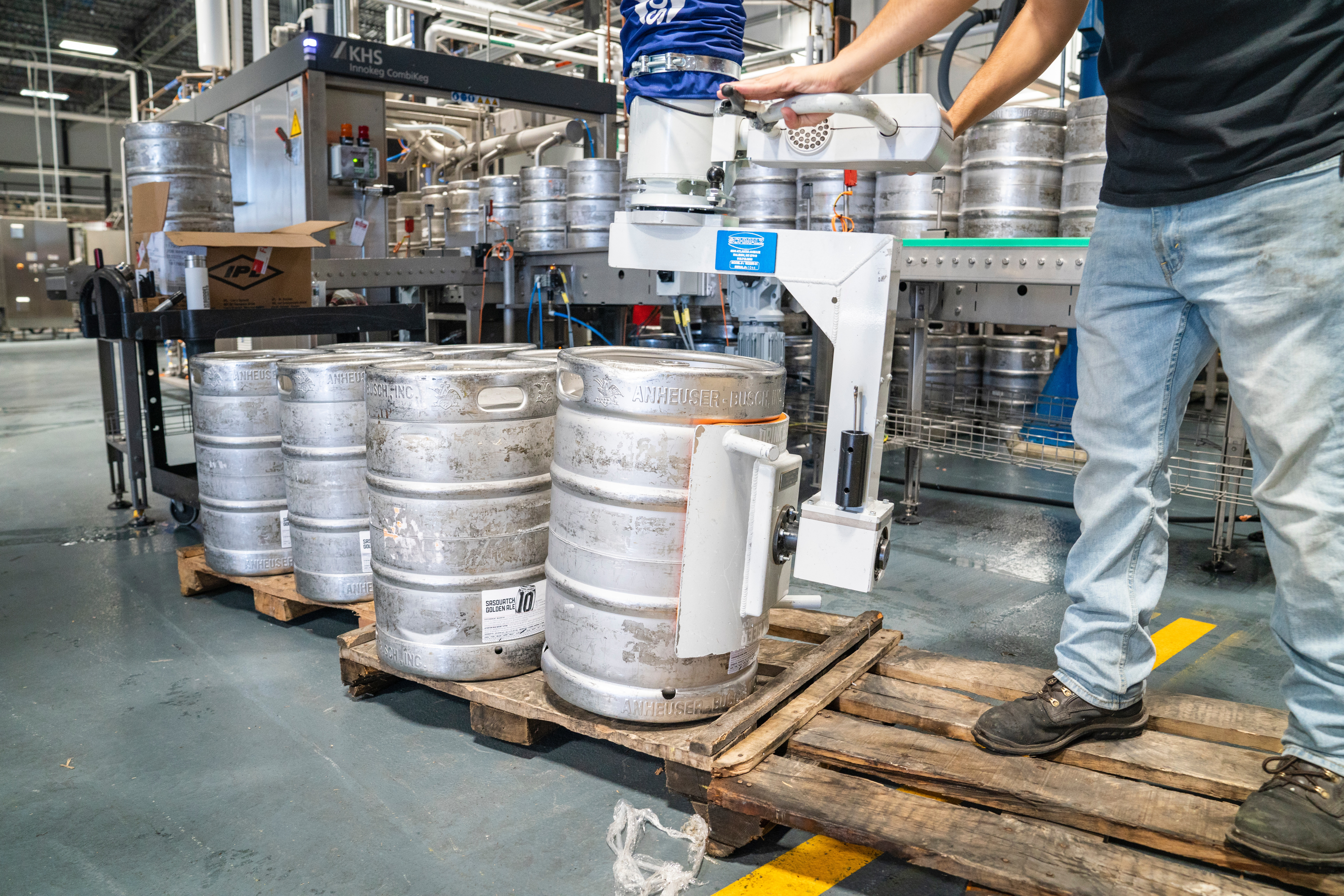 What is Material Handling?