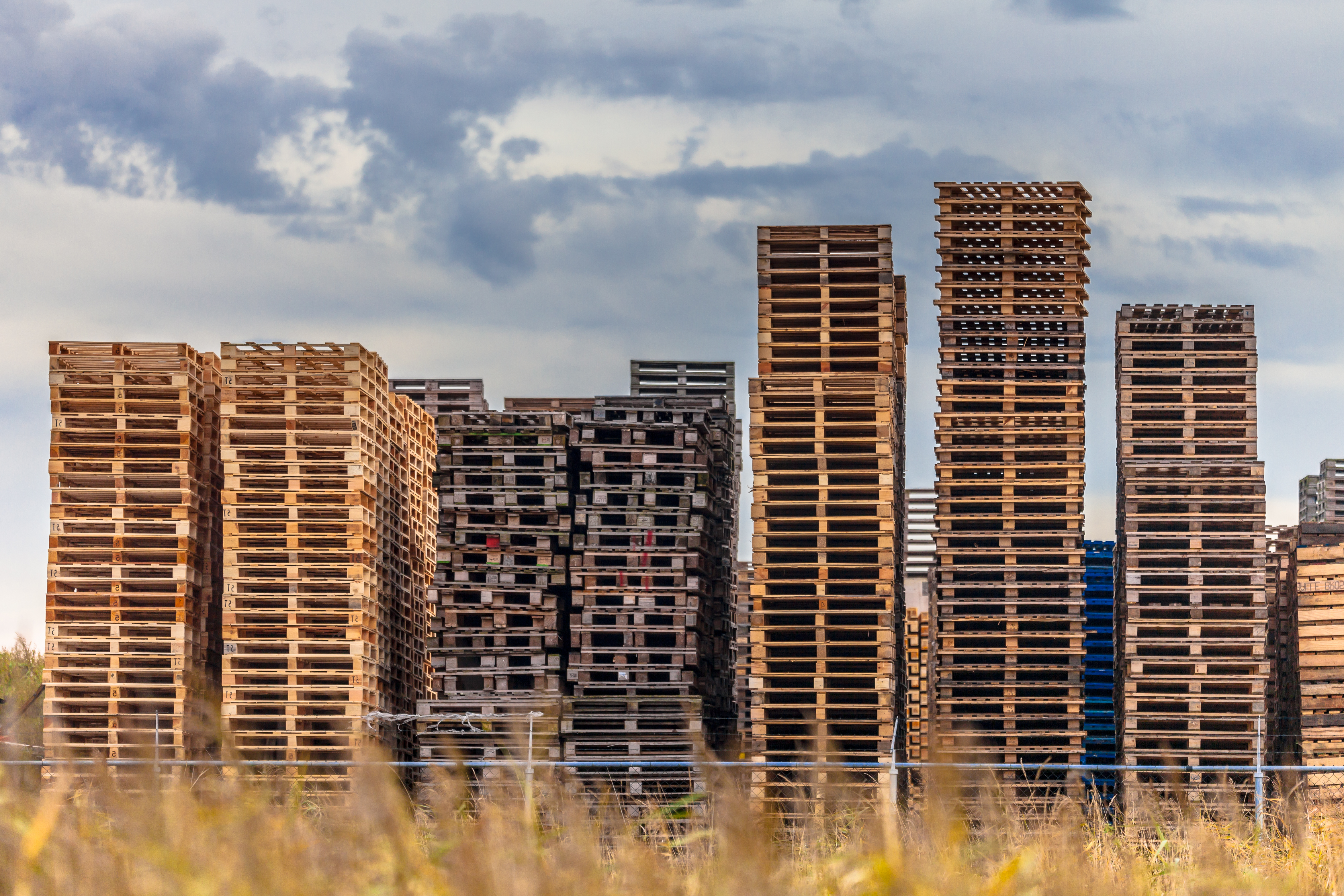 What To Consider With Your Pallets