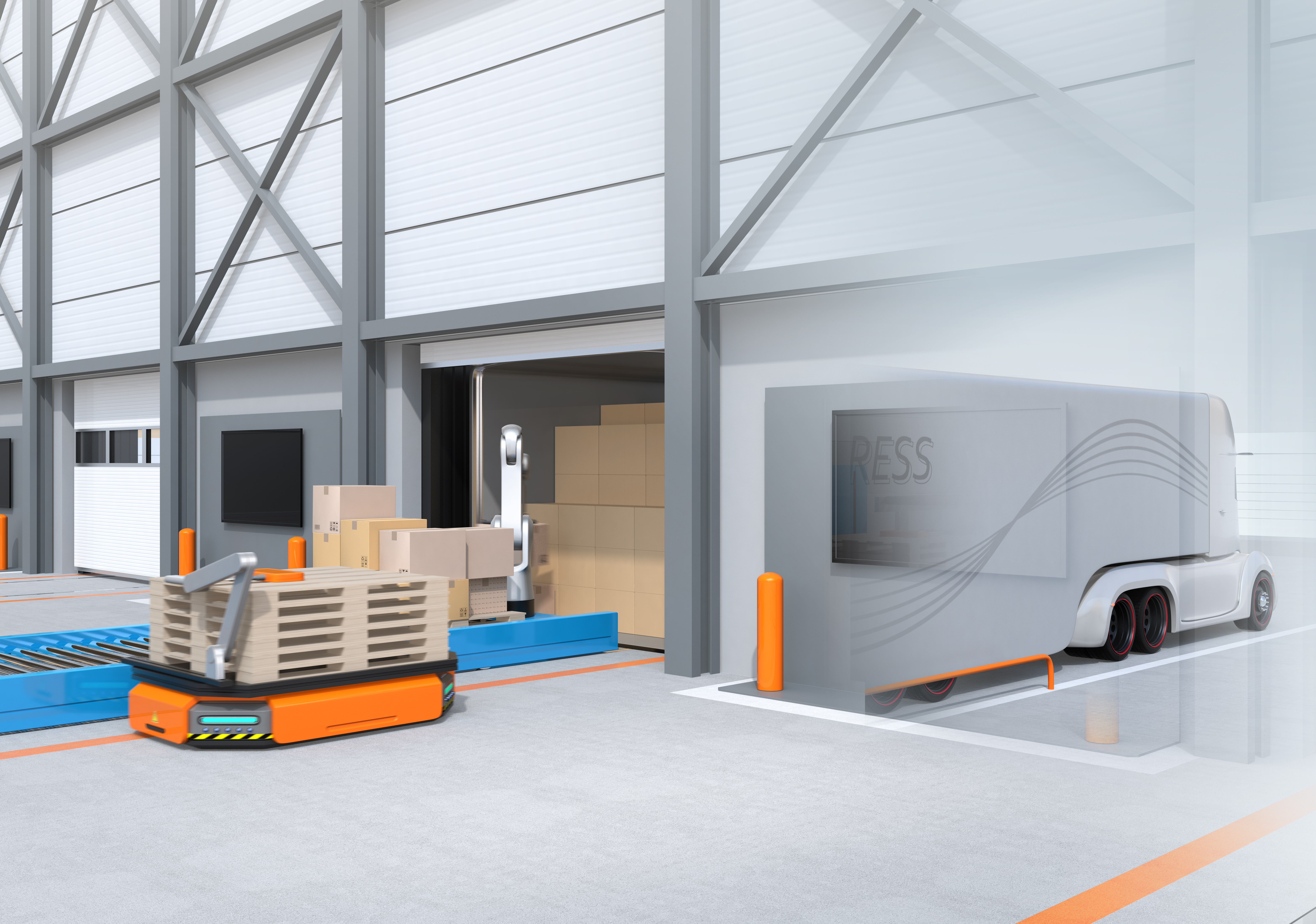 Industrial robots –Changing the face of manufacturing